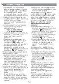 Moulinex FACICLIC LM3001 - Manuale d'Istruzione Hrvatski (Croatian) - Page 6