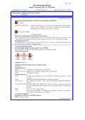 Sicherheitsdatenblatt - Page 2