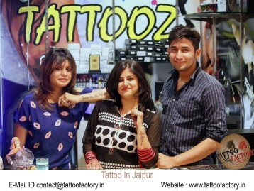 Tattoo In Jaipur