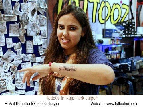 Tattoos In Raja Park Jaipur
