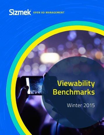 Viewability Benchmarks