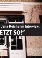 Jana Reiche Interview - Seite 2