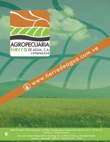 Agropecuaria Tierra de Agua