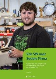 Van SW naar Sociale Firma