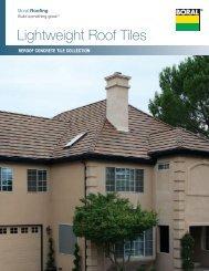 Roof Components Brochure