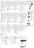 Rowenta HANDY CV1322 - HANDY CV1322 Italiano - Page 2