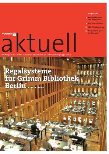 Regalsysteme für Grimm Bibliothek Berlin . . . Seite 10