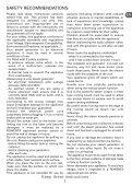 Rowenta PRO PERFECT DG8890 - PRO PERFECT DG8890 English - Page 7