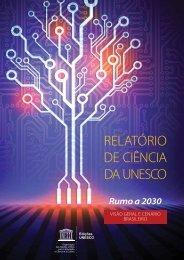 RELATÓRIO DE CIÊNCIA DA UNESCO
