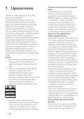 Philips TV LCD - Istruzioni per l'uso - SLK - Page 4
