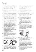 Philips Flat TV - Istruzioni per l'uso - SLV - Page 6