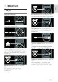 Philips 7000 series Smart TV LED - Istruzioni per l'uso - TUR - Page 5