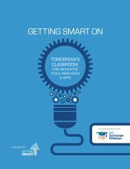 GETTING SMART ON