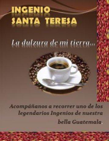 REVISTA INGENIO SANTA TERESA S.A.