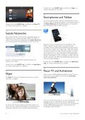 Philips 6000 series Smart TV LED - Istruzioni per l'uso - DEU - Page 4