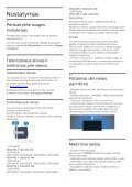Philips 6500 series TV LED sottile Full HD Android™ - Istruzioni per l'uso - LIT - Page 7