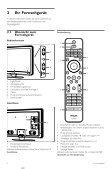 Philips TV LCD - Istruzioni per l'uso - DEU - Page 6