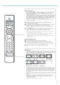 Philips Cineos Flat TV widescreen - Istruzioni per l'uso - SWE - Page 5