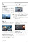 Philips 9000 series Smart TV LED ultra sottile - Istruzioni per l'uso - TUR - Page 3
