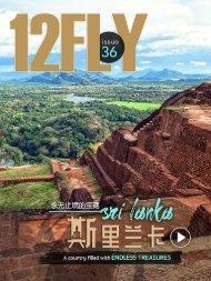 12fly Issue #36 - Sri Lanka
