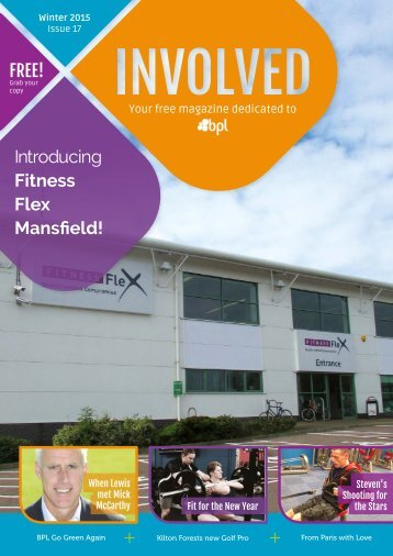 Introducing Fitness Flex Mansfield!