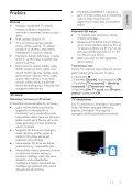 Philips 4000 series TV LED 3D ultra sottile - Istruzioni per l'uso - LIT - Page 5