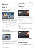 Philips 7000 series Smart TV LED 3D ultra sottile - Istruzioni per l'uso - EST - Page 3