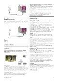 Philips 7000 series Smart TV LED 3D ultra sottile - Istruzioni per l'uso - EST - Page 7