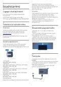 Philips 6500 series TV LED sottile Full HD Android™ - Istruzioni per l'uso - EST - Page 7