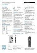 Philips TV LCD - Scheda tecnica - ITA - Page 3