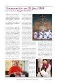 Informationsblatt der Priesterbruderschaft St. Petrus - Seite 2