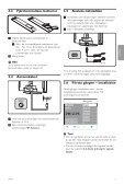 Philips Cineos Flat TV - Istruzioni per l'uso - SWE - Page 7