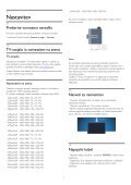 Philips 4000 series TV LED Slim - Istruzioni per l'uso - SLV - Page 4