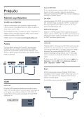 Philips 4000 series TV LED Slim - Istruzioni per l'uso - SLV - Page 6