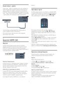 Philips 4000 series TV LED Slim - Istruzioni per l'uso - SLV - Page 7