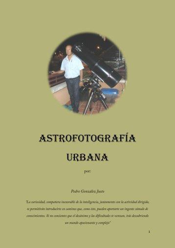 ASTROFOTOGRAFIA URBANA