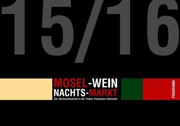 Mosel-Wein-Nachts-Markt 2015/2016
