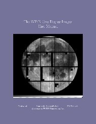 The WIYN One Degree Imager User Manual