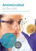 The world's first antimicrobial 'to the core' products - Page 4