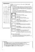 Philips Flat TV widescreen - Istruzioni per l'uso - DAN - Page 4