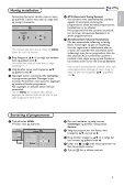 Philips Flat TV widescreen - Istruzioni per l'uso - DAN - Page 5