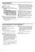 Philips Flat TV widescreen - Istruzioni per l'uso - DAN - Page 6