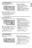 Philips Flat TV widescreen - Istruzioni per l'uso - DAN - Page 7
