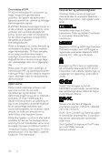 Philips 3000 series Smart TV LED sottile - Istruzioni per l'uso - DAN - Page 6