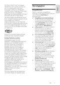 Philips 3000 series Smart TV LED sottile - Istruzioni per l'uso - DAN - Page 7