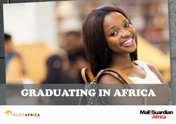 GRADUATING IN AFRICA