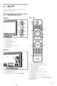 Philips TV LCD - Istruzioni per l'uso - SWE - Page 6