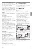 Philips TV LCD - Istruzioni per l'uso - SWE - Page 7