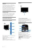 Philips 4000 series Smart TV LED - Istruzioni per l'uso - SRP - Page 7