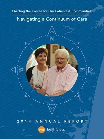 Navigating a Continuum of Care